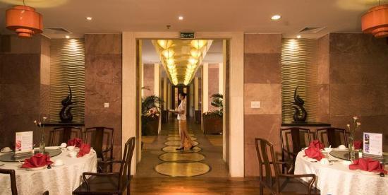三亚亚龙湾红树林度假酒店中餐厅