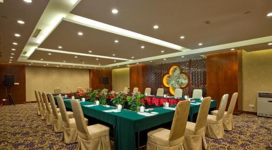 上海书香世家会所酒店会议室