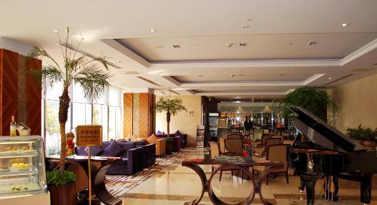 上海同济戴斯大酒店钢琴吧