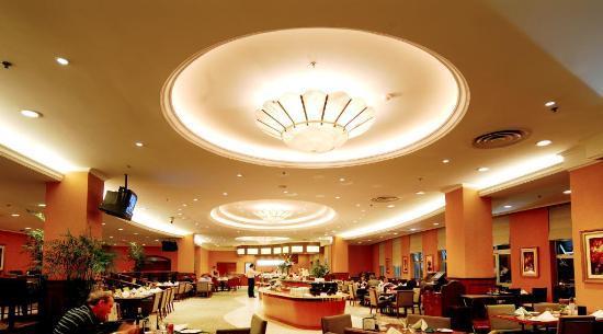 华美达大酒店-西餐厅图片