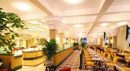 花园饭店(上海)玫瑰咖啡厅