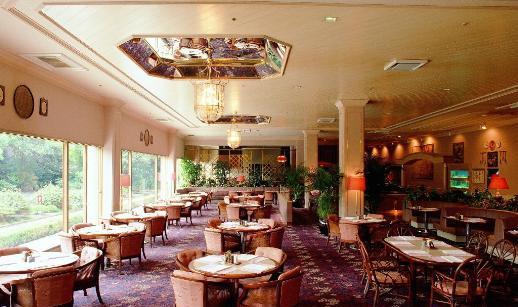 上海国际机场宾馆是中国东方航空酒店集团与日本沙龙餐饮管理公司合资建造的花园式酒店。酒店位于上海虹桥国际机场内,是上海的外资宾馆富有经验的宾馆之一。 上海国际机场宾馆总建筑面积近20000平方米,主楼高8层,拥有各类客房能容纳520位客人。各类客房舒适雅致,色调和谐,采用进口卫生洁具、中央空调、烟感报警自动喷淋系统、卫星电视系统和音响系统,并设有IDD/DDD电话、冰箱和MINI酒吧。